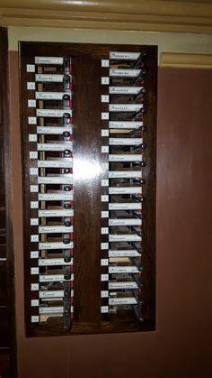 Les manettes des jeux de l'orgue Serassi