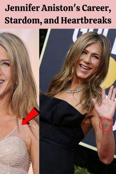 #Jennifer #Aniston's #Career #Stardom #Heartbreaks