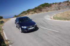 Essai Audi S3 : sport chic et choc : En voiture ! | Audi blog