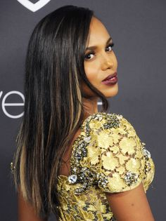 If You Like Kerry Washington's Hair From the Front, Wait Until You See the Back