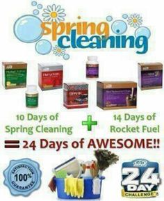 Time to clean your body!! www.advocare.com/140515741