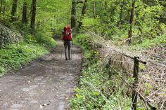 Malerweg – 1. Etappe – Wir-zwei-beide Europa Camping, Beide, Country Roads, Small Places