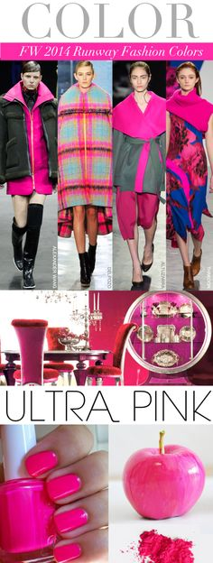 TREND COUNCIL | So far pink seems to be  brightening the runways. We love these recaps from Trend Council!