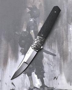 • ᎶᎾᎾᎠ ᏁᎥᎶᎻᎢ • #BurnleyKnives #BRNLYKnives #BRNLY #Kwaiken #NicholsDamasus #EDC #EDCCommunity #CustomMade #KnifeCollection #KnivesOfInstagram #Knifestagram #USN #USNstagram #USNFollow
