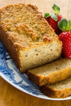 This paleo banana bread recipe is gluten-free, grain-free, dairy-free, and refined sugar-free!