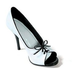 Sexy Shoes. Open Toe Pumps.