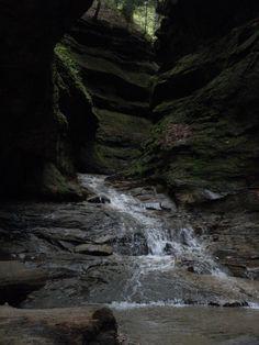 Turkey Run State Park. Crawfordsville, Indiana. My original photo, taken on a hike with Rachel