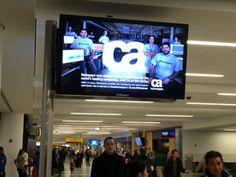 Have you seen us in any airport? Send us a photo and we will feature it on our page. #CATechnologies has Advertisements in major airports around the world so next time you're travelling, be sure to be on the look out. #LifeAtCA #JFK