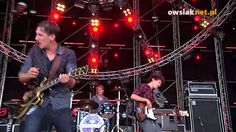 "Death By Chocolate ""When you Bleed"" live @ Przystanek Woodstock 2013"