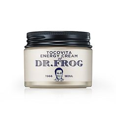 Charmzone Tocovita Energy Cream of Dr Frog -- Click on the image for additional details. (This is an affiliate link) #KoreanSkinCare