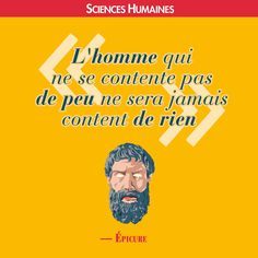 Citation de la semaine ▶ http://www.scienceshumaines.com/
