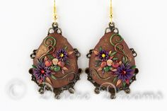 Mabon Earrings by DeidreDreams.deviantart.com on @DeviantArt