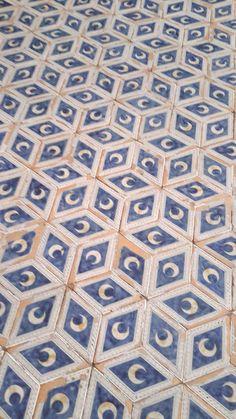 Duomo di Siena - Libreria Piccolomini - Il pavimento