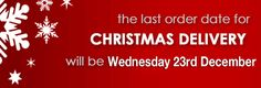 Our last date to order canvas prints is Wednesday 23rd December