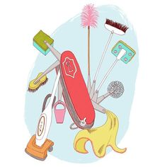 Cleaning Shortcuts: Easy cleaning tips and tricks that will help you clean smarter, not harder.