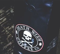 When in doubt, enter to win free Death Wish Coffee for a year :D