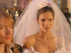 "Axl Rose & Stephanie Seymour in ""November Rain"