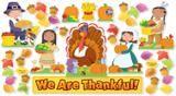 We Are Thankful! Bulletin Board Set