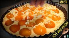 DROBENKOVÝ MERUŇKOVÝ KOLÁČ! | Když Vaří Babička Macaroni And Cheese, Cake Recipes, Sweet Tooth, Pie, Eggs, Fruit, Cooking, Breakfast, Health