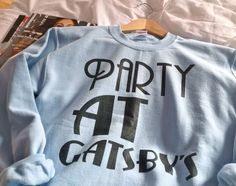 Party @ Gatsby's - @Mairghread Morton - we need these for the premiere!