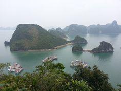 베트남 하롱베이/할롱베이 (유네스코 세계문화유산) : Ha Long Bay, Vietnam - UNESCO World Heritage Site