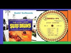 The Lively Ones - Bustin' Surfboards 'Vinyl'