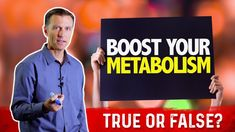In this video, I answer the question if eating fat will boost metabolism. Palmer College Of Chiropractic, Doctor Of Chiropractic, Insulin Index, Eric Berg, Ketogenic Lifestyle, Boost Your Metabolism, Health Matters, Health Education, Medical Conditions