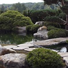 fotos de jardines de estilo asitico un jardn de inspiracin oriental