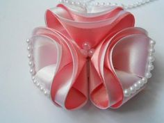 Original 3D bow DIY/ Оригинальный бант 3D МК