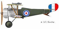 Nieuport 24 bis - 1917