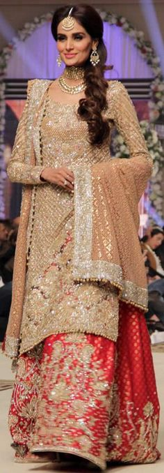 #FarazManan Bridal Collection