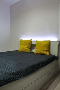Felújított panellakás Budapesten - Bemutatjuk a 71 nm-es lakás csodálatos átalakulását! Budapest, Mattress, Bed, Furniture, Home Decor, Decoration Home, Stream Bed, Room Decor, Mattresses