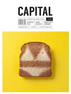 Capital, March 2015, #19 on Magpile