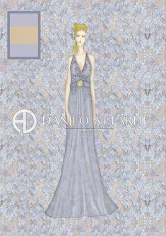 Bridal Illustrations | DANILO ATTARDI