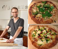 Eric Vellend's Whole Wheat Pizza Crust