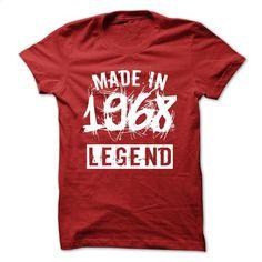 Made in 1968 legend year TN001 T Shirt, Hoodie, Sweatshirts - tee shirts #Tshirt #T-Shirts