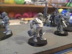 Wounded Guardsman Imperial Guard log, 121st Alcari + additional Hellainian units - Forum - DakkaDakka | Tougher than a Trollblood.