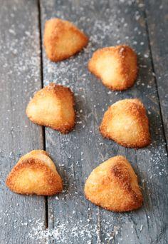 Petits rochers à la noix de coco pour utiliser des blancs via http://cuisiner.avecnico.com