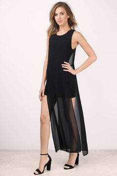 Show Me More Maxi Dress at Tobi.com #shoptobi