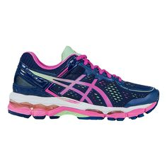 Get excited for yet another amazing new update of the already wow-worthy Kayano shoe - the new Womens ASICS GEL-Kayano 22