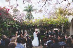 Suzanne + Sean  Photography: Taylor Leopold  Flowers: Flowers Annette Gomez  Venue: La Jolla Women's Club
