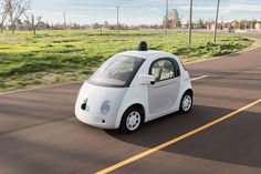 Google Self Driving Car Project, 2015.