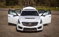 2017 Cadillac CTS-V Review | All About Otomotif