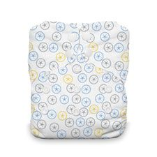 Thirsties One Size All-in-One Cloth Diaper - Cozy Bums Diapers