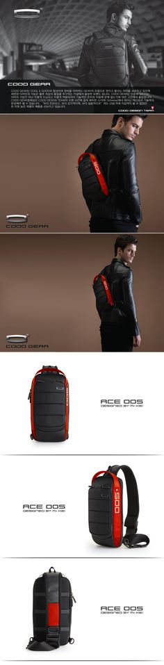 ACE 005 RED : PRODUCT > COOD GEAR