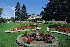 Les 10 plus beaux jardins du Québec | Sainte croix, Beaux jardins et ...