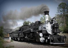Durango and Siverton Railroad  www.imagesbygodfrey.com