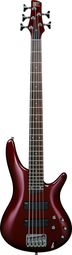 Ibanez SR305RBM 5 String Electric Bass Guitar in Rootbeer Metallic