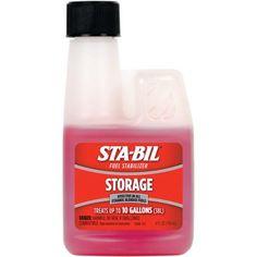 STA-BIL Storage Fuel Stabilizer, 4 fl oz