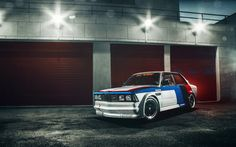 BMW E21 GTR Car HD Wallpaper - FreeHDWalls